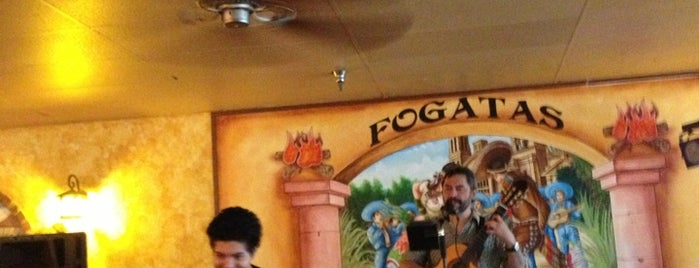 Fogatas Authentic Mexican Food is one of Locais salvos de Tyler.