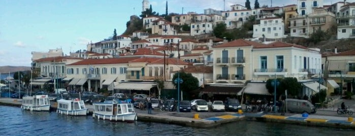 Poros Port is one of Poros Atina.