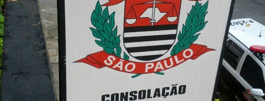 4º Distrito Policial - Consolação is one of Rômulo 님이 좋아한 장소.