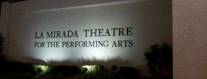 La Mirada Theatre for the Performing Arts is one of Orte, die Aaliyah gefallen.