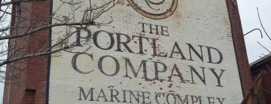 The Portland Company is one of Maine.