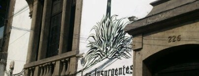 Pulqueria Los Insurgentes is one of Ir a Beber.
