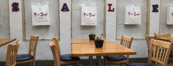 Comfort Cafe at Fred Segal is one of Los Angeles.