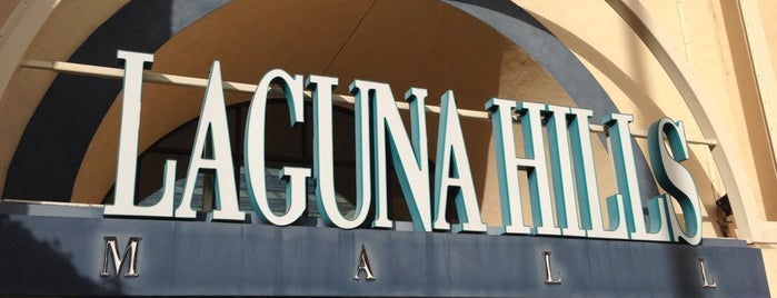 Laguna Hills Mall is one of California OC.