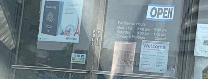 US Post Office is one of Tamie 님이 좋아한 장소.