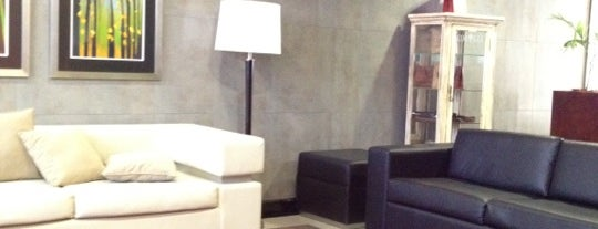 Cetro Real Condominium & Suites Rosario is one of Hoteles donde estuve.