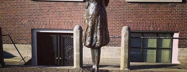 アンネ・フランクの家 is one of [To-do] Amsterdam.
