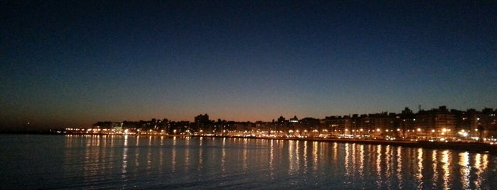 Playa Kibon is one of Montevideo.