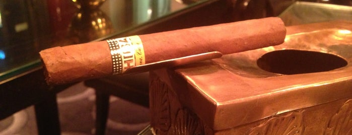 Cigar Terrace is one of Lond Rests.