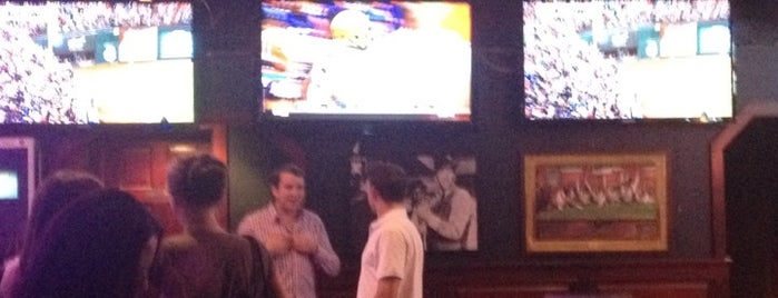 Jack Russell's is one of Sports Bars.