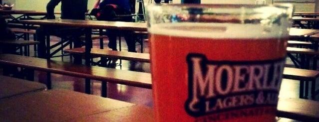 Christian Moerlein Brewery Co is one of Cincy's Best - Breweries.