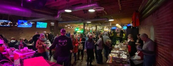 Kline's Beer Hall is one of Tempat yang Disukai Marie.