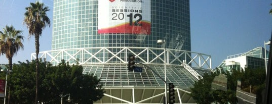 Los Angeles Convention Center is one of L.A. My Places.