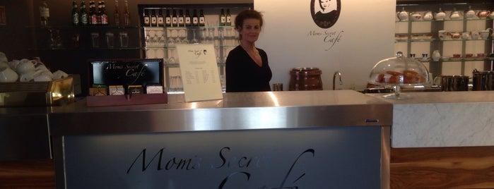 Mom's Secret Café is one of Reykjavík.