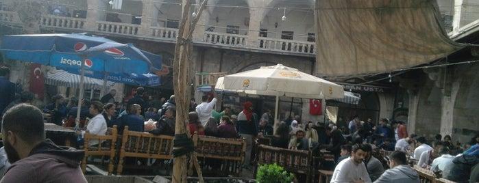 Gümrükhan Kıraathanesi is one of Posti salvati di Tunç.