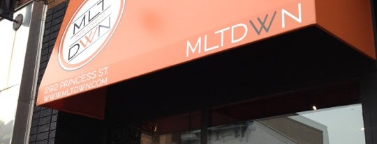 MLT DWN is one of You Gotta Eat Here!.