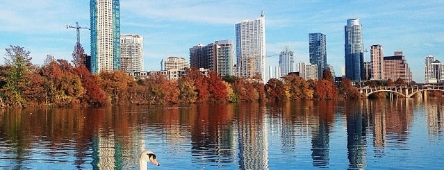 Lady Bird Lake is one of Guide to Austin.