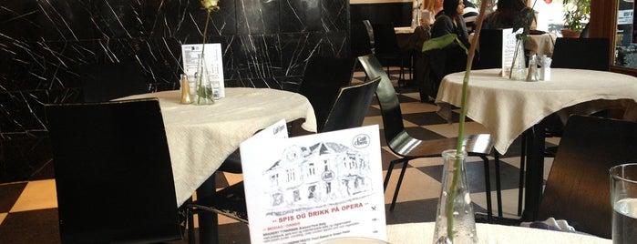 Café Opera is one of Posti che sono piaciuti a Svein-Magne.