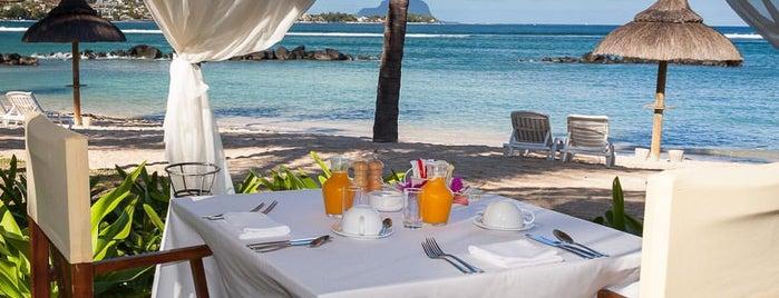 The Sands Resort & Spa Flic en Flac is one of Posti che sono piaciuti a Svein-Magne.