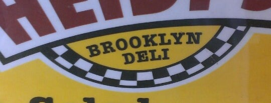 Heidi's Brooklyn Deli is one of Phoenix.