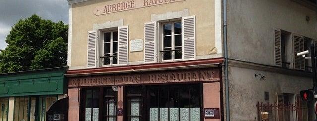 Maison de Van Gogh is one of France.