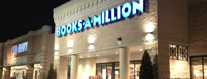Books-A-Million is one of Latonia's Liked Places.