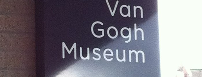 Musée Van Gogh is one of The Summer of 2014.