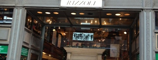 Rizzoli Bookstore is one of Places I Love.