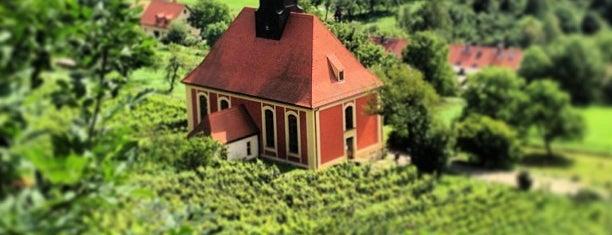 Weinbergkirche 'Zum Heiligen Geist' is one of Pillnitz Dresden 5/5🇩🇪.