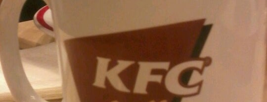 KFC / KFC Coffee is one of Surabaya.
