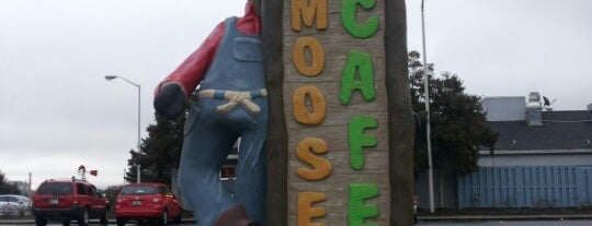 Moose Cafe is one of Asheville.