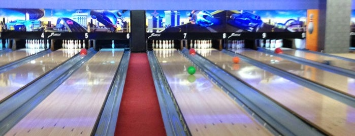 Playbowling is one of Lieux qui ont plu à Canbel.