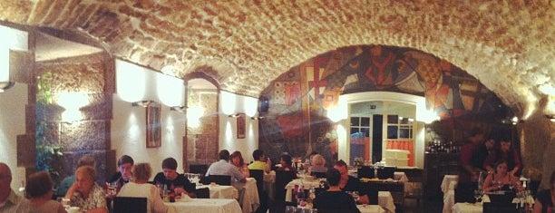 Restaurante Abat Cisneros is one of BCN.