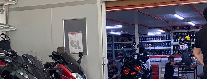 Daytona Motor Servis - Yamaha Motorcycle is one of Hasan'ın Beğendiği Mekanlar.