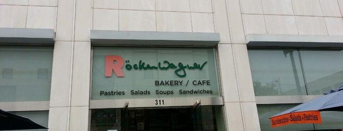 Rockenwagner Bakery is one of Lieux sauvegardés par Sean.