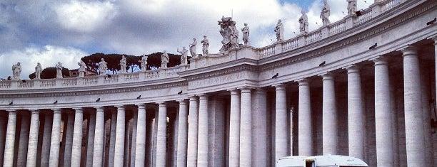 Площадь Святого Петра is one of Rome.