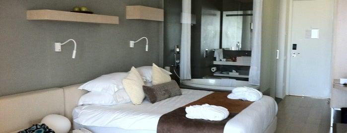 Cramim Spa Hotel / מלון ישרוטל כרמים is one of Posti che sono piaciuti a Lior.