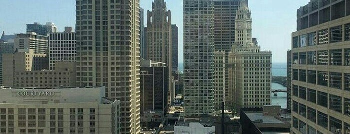 SpringHill Suites Chicago Downtown/River North is one of Chicago.