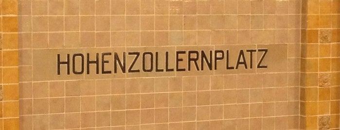 U Hohenzollernplatz is one of Berlin.