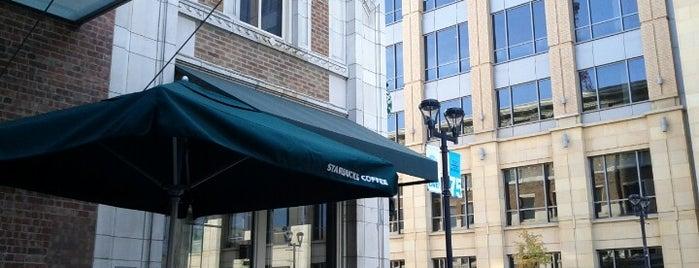 Starbucks is one of DSM Coffee.