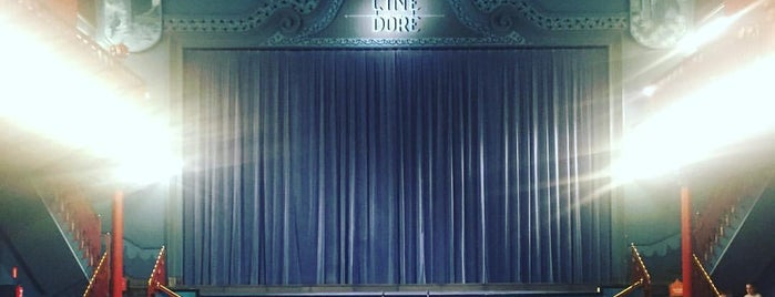 Cine Doré is one of AFTERNOON.