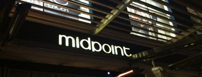 Midpoint is one of Bence ;).