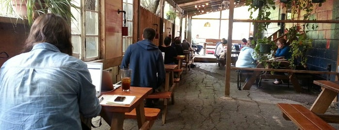 Flightpath Coffeehouse is one of Where to Drink Coffee in Austin.