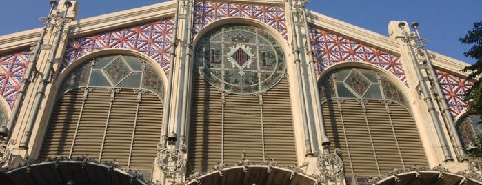 Mercat Central is one of スペイン.