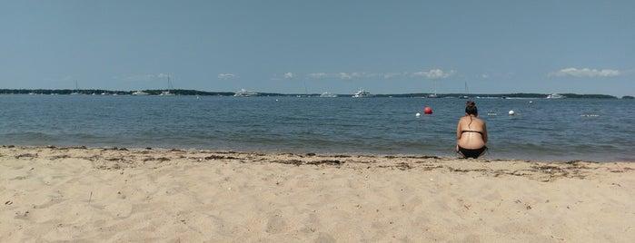 Ninevah Beach is one of Bill : понравившиеся места.