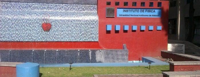 Institutos UNAM