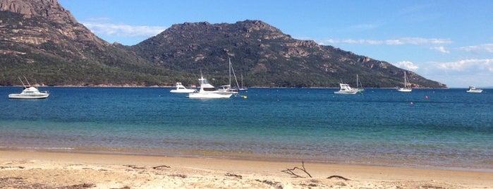 Richardsons Beach is one of Tasmania.