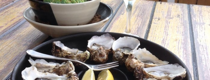Get Shucked is one of Tassie.
