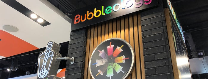 Bubbleology is one of Orte, die Leigh gefallen.
