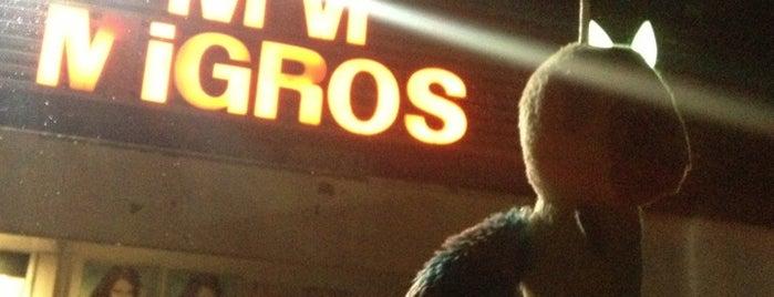 Migros is one of İstanbul Etiket Bonus Mekanları #1 💱💲💵🍀.